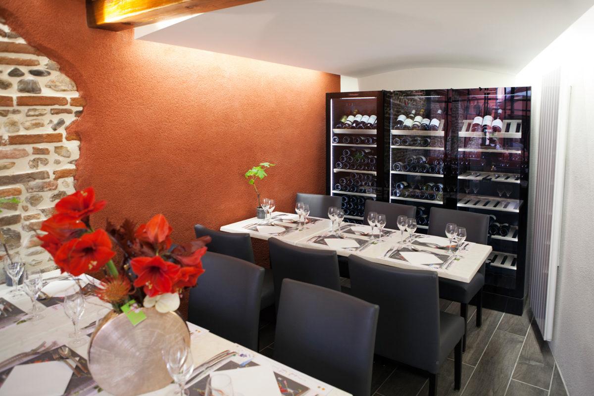 Restaurant La table du Sommelier à ALbi