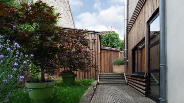 Réalisation et pose terrasse en bois